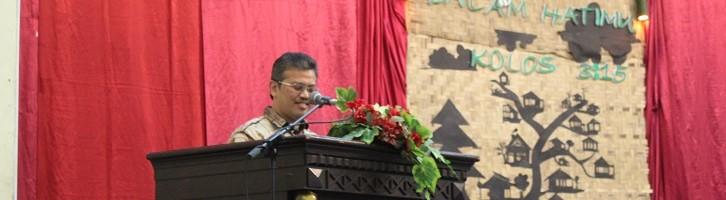 Ketua P2PUTN Minta Semua Elemen ITN Malang Untuk Tingkatkan Kerjasama
