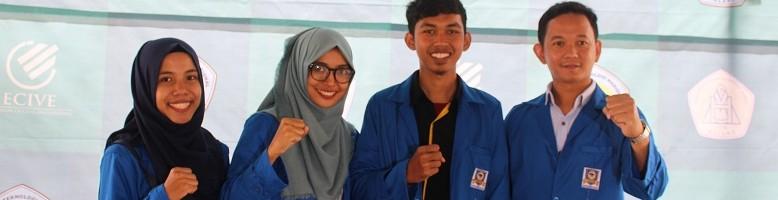 Meski Merasa Dingin Di Malang, Mahasiswa Universitas Fajar Tetap Antusias Ikuti LKTB ITN Malang