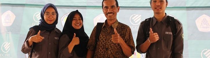 Universitas Jendral Ahmad Yani Berikan Racikan Beton Terbaik Dalam Ajang LKTB ITN Malang