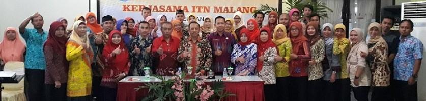 ITN Malang Bangun Kerjasama Dengan 33 SMASMK Se-Trenggalek
