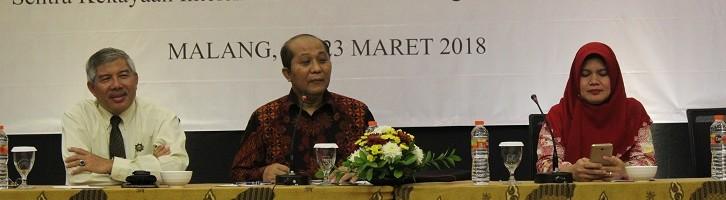 Koordinator Kopertis VII Jatim Deskripsi Paten Tidak Sama Dengan Laporan Penelitian