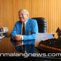 Rektor ITN Malang. Comfort Thermal