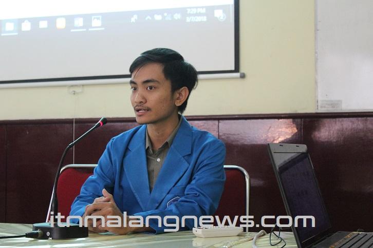 Wisudawan Terbaik Arsitektur ITN Malang Ciptakan Siteplan Rusun Sustainable Architecture