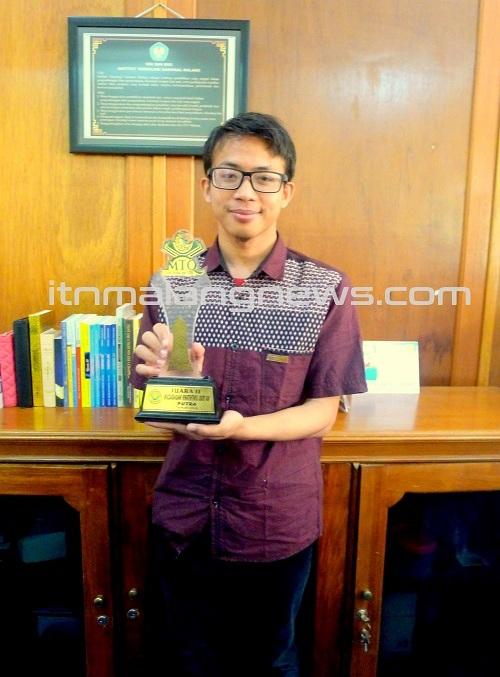 Harumkan-Nama-ITN-Malang,-Mahasiswa-Arsitek-Sabet-Juara-II-MTQ-Tingkat-Mahasiswa-Regional-Jatim-V