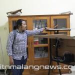 Mahasiswa ITN Malang Ciptakan Alat Pengusir Burung Sawah Via SMS