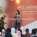 Dahsyat-Maudy-Ayunda-Bawakan-Dua-Lagu-pada-Acara-Leadership-Camp-ITN-Malang