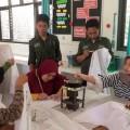 Lestarikan-Budaya-Guru-SMP-Muhammadiyah-08-Batu-Ikuti-Pelatihan-Membatik