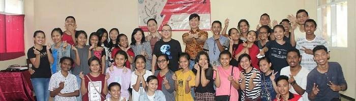 Seminar-Hidup-Baru-dalam-Roh-(SHBDR)-Gairahkan-Mahasiswa-Katholik-ITN-Malang