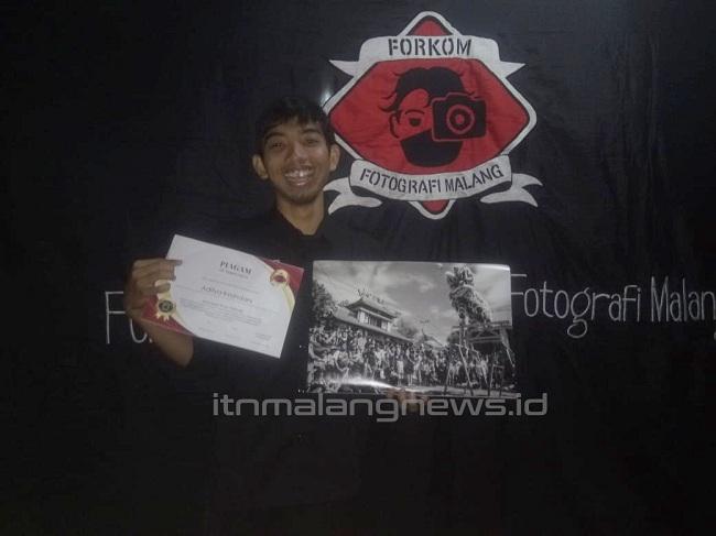 """""""Barongsai"""" Aditya Menangkan Kontes Fotografi Kota Malang"""
