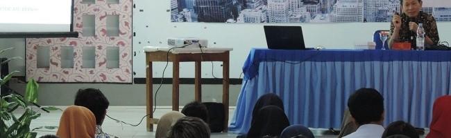 Anang Muftiadi Beberkan Panduan Membuat Kerangka Kerja Logis di ITN Malang