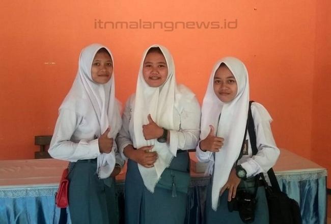 Kunjungan SMK Papar Kediri ke ITN Malang