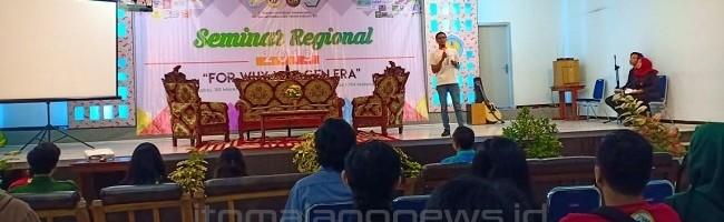 Seminar ITN Malang Optimasi ZMOT untuk Tingkatkan Bisnis