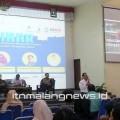Seminar Teknik PWK ITN Malang PR Sanitasi di Kota Malang