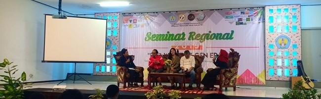 Talkshow ITN Malang Konsistensi Membangun Personal Branding