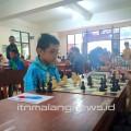 Wakil Ketua Percasi Kota Malang Apresiasi Turnamen Catur ITN Malang