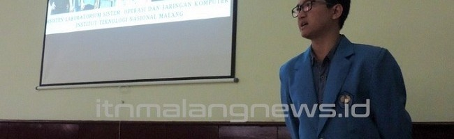 Wisudawan Terbaik Teknik Informatika S1 ITN Malang Sudah Menggeluti Ilmu Komputer Sejak Dini