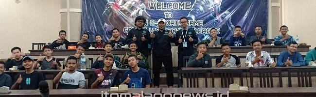 Open House ITN Malang Mobile Legends juga Olahraga