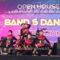 Penampilan modern dance dari ONB SMK Muhammadiyah 5 Kepanjen dalam Open House ITN malang