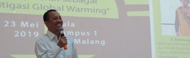 'Tantangan' Rektor ITN Malang kepada Teknik Lingkungan