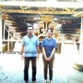 """""""Pepaya Garing"""" Karya Mahasiswa ITN Malang untuk Peternakan di Wajak"""