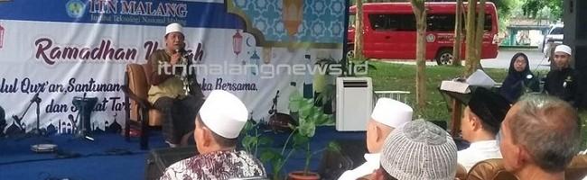 Kajian Nuzulul Qur'an ITN Malang mengingatkan kembali tentang manfaat Al-Qur'an
