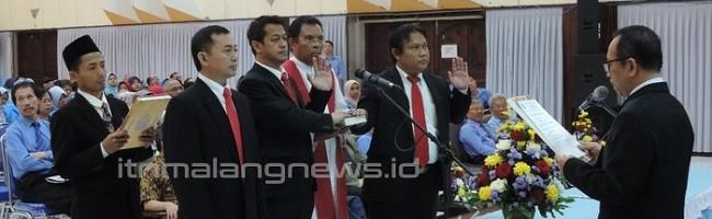 Ketua P2PUTN Berharap, Rektor dan Wakil Rektor Baru Lebih Bersinergi dan Harmonis