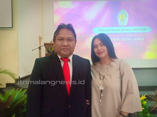 Mengenal Lebih Dekat Dr. F Yudi Limpraptono, ST, MT., Wakil Rektor I Bidang Akademik
