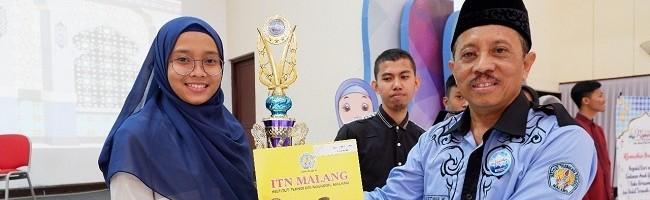 Para Inovator Terbaik Ramadan Inovatif ITN Malang