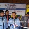 Pembukaan Bazar Ramadan oleh Rektor ITN Malang, Dr.Ir. Kustamar, MT
