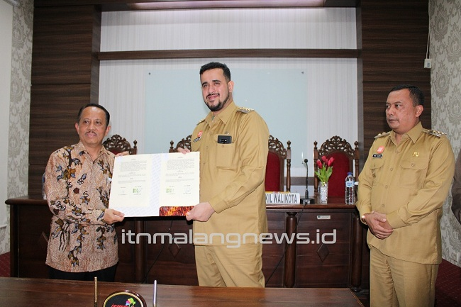ITN Malang Berelasi dengan Pemerintah Kota Probolinggo