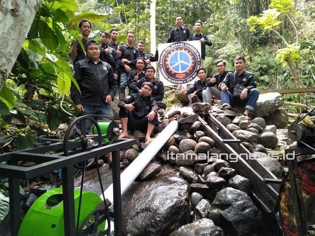 Komunitas Renewable Energy Teknik Elektro ITN Malang