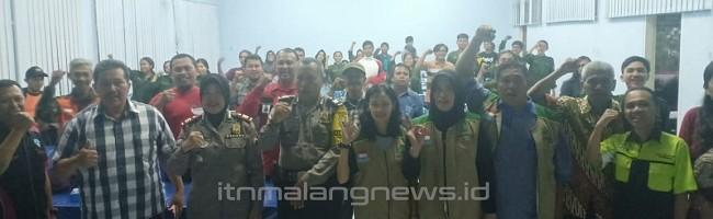 Masyarakat Malang Berikrar Jaga Alam