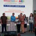 Decoration Interior Expo 2019, ITN Malang Tampilkan Karya Mahasiswa Terbaik