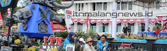 Filosofi di Balik Robot Gajah ITN Malang