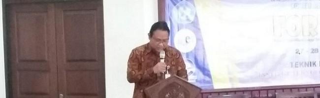 Forum Teknik Elektro Indonesia Menyongsong Revolusi Industri 4.0