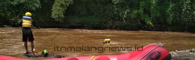 Himakpa ITN Malang Ajak Mahasiswa Jawa Barat Arungi Sungai Brantas