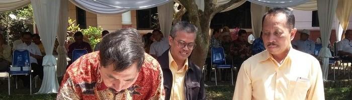 ITN Malang Resmikan Laboratorium Jaringan Distribusi Tenaga Listrik Sumbangan Alumni ITN Malang