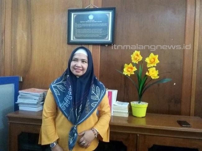 Ida Soewarni, ST,MT, Penyiar Radio yang Memilih Jadi Dosen ITN Malang