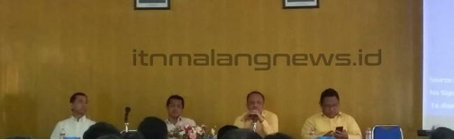 Pengarahan untuk Mahasiswa Bidikmisi ITN Malang Angkatan 2019