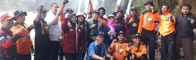 Peringati Hari Sungai Nasional, Masyarakat Malang Bersih Sungai Amrong