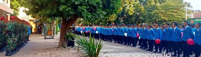 Calon-calon Teknokrat ITN Malang Panjatkan Doa untuk B.J. Habibie