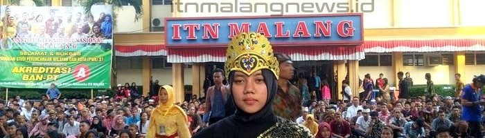 ITN Malang Bintang Flash Mob Itu Bernama Bintang