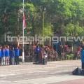 Mahasiswa Baru Berkenalan dengan Jajaran FakultasTeknologi Industri ITN Malang