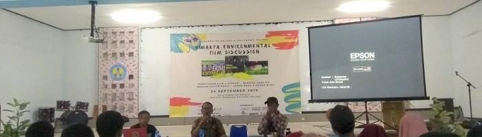 Himakpa Gelar Diskusi dan Nonton Bareng Film-film Lingkungan