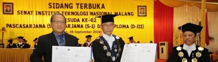 ITN Malang Siap Dukung ATRBPN RI Menjadi Institusi Kelas Dunia