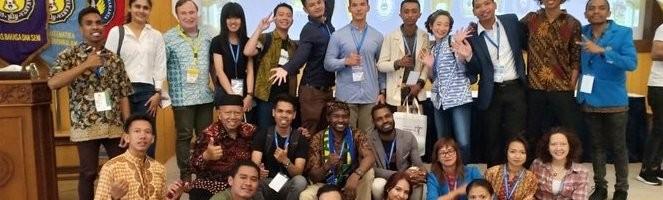 Mahasiswa Internasional ITN Malang dan se-Indonesia Berkumpul di UNY