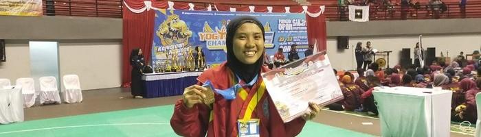 MahasiswiBaru ITN Malang Raih Juara 1 Pencak Silat