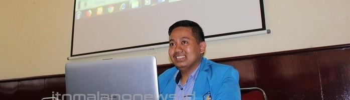 Perjuangan Muhamad Ightana Hakim Ilmi, Mahasiswa Difabel Mencapai Gelar Sarjana