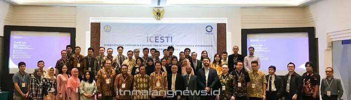 TeknikElektro ITN Malang Adakan Konferensi Internasional