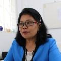 Ketua Perpustakaan ITN Malang Dortauli Situmeang, S.Sos.,